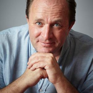 Promo image for William Dalrymple