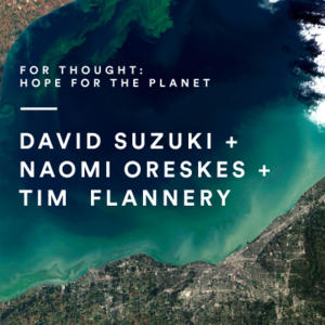 Promo image for For Thought: Hope for the Planet