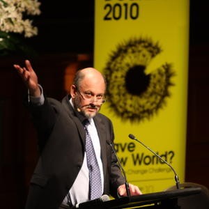 Promo image for Tim Flannery