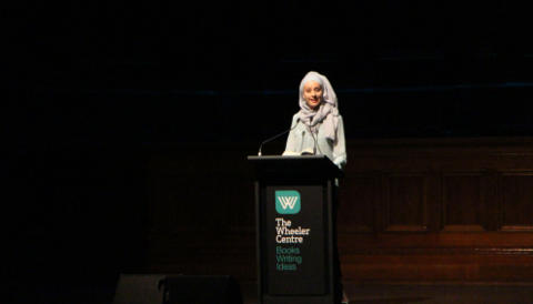 Promo image for Gala Night of Storytelling 2016: The Book that Changed Me: Susan Carland