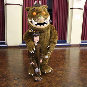 Promo image for Photos: Julia Donaldson in Geelong