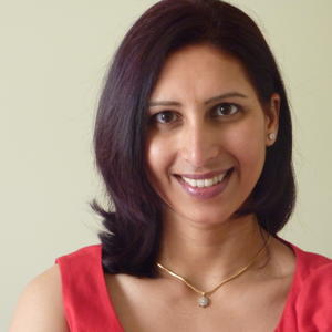 Portrait of Ranjana Srivastava