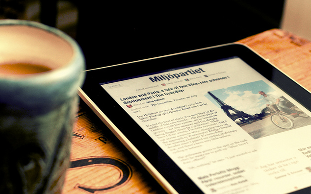 '*Meanjin* is about to launch an iPad app, which will be something of an experiment for us.'
