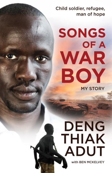 Cover image for Songs of a War Boy