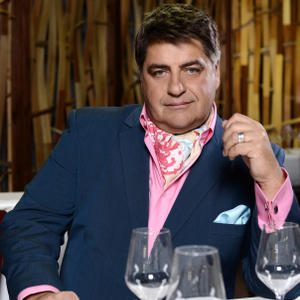 Portrait of Matt Preston