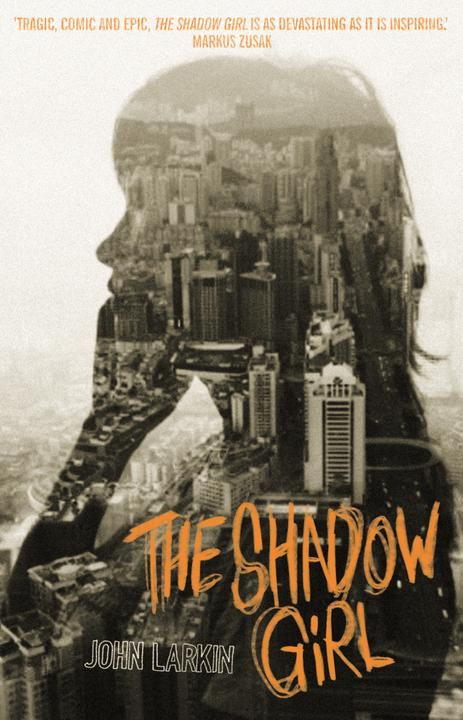 Cover image for The Shadow Girl