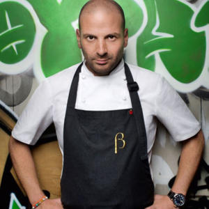 Portrait of George Calombaris