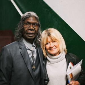 Cover image for of David Gulpilil in conversation with Margaret Pomeranz