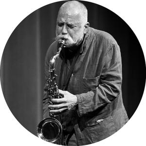 Portrait of Peter Brotzmann