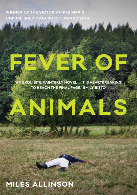Cover image for Fever of Animals