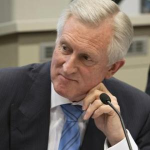 Portrait of John Hewson