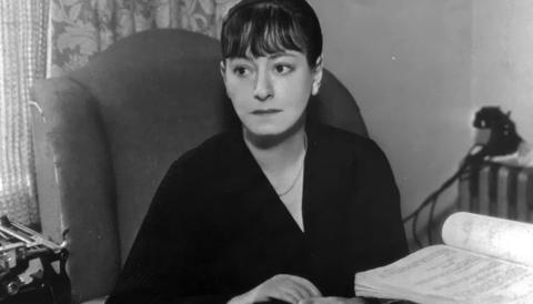 Promo image for Quick Draw: Does Dorothy Parker's epitaph really read, 'Excuse my dust'?