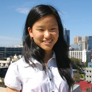 Portrait of Marita Cheng