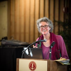 Portrait of Arlie Hochschild