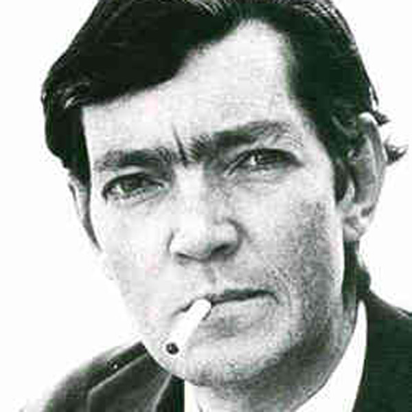 Julio Cortázar, who spent much of his writing life in exile in Paris, via WikiCommons