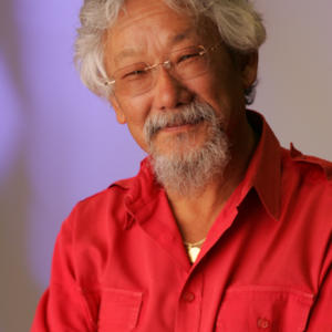 Promo image for Spotlight Session: David Suzuki