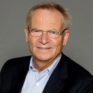 Portrait of Jeffrey Archer
