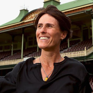 Portrait of Belinda Clark