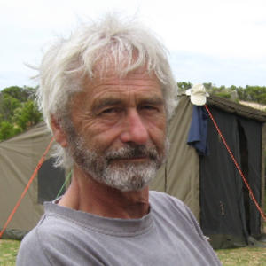 Promo image for Bill Garner: Born in a Tent: How Camping Makes us Australian