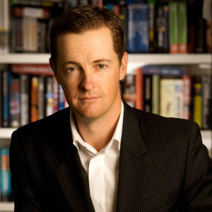 Portrait of Matthew Reilly