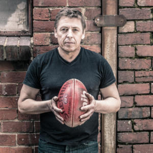 Promo image for Bomber: A Football Life with Mark Thompson