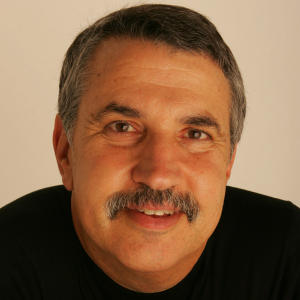 Portrait of Thomas Friedman
