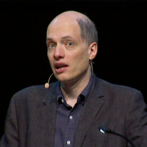 Promo image for Alain de Botton on The News