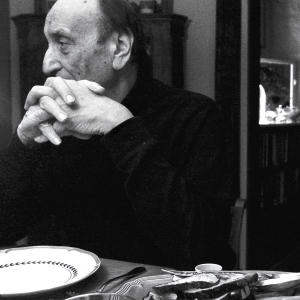 Portrait of Milton Glaser