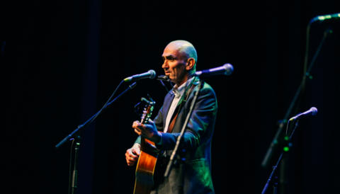 Promo image for Paul Kelly does Shakespeare