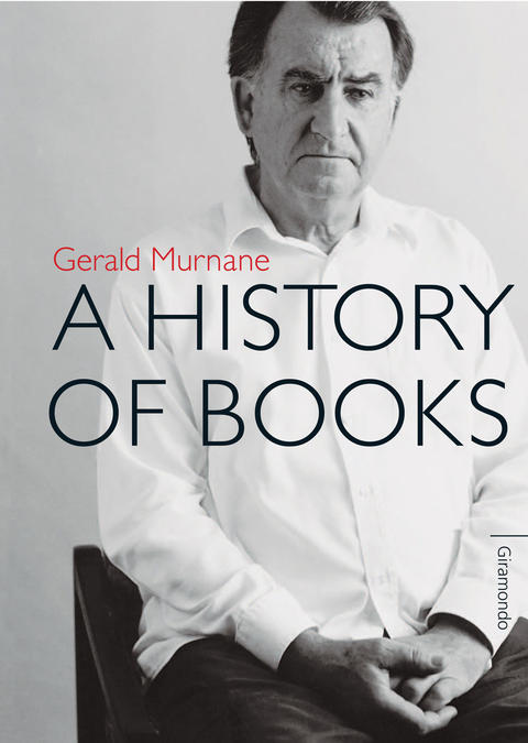 Cover image for A History of Books