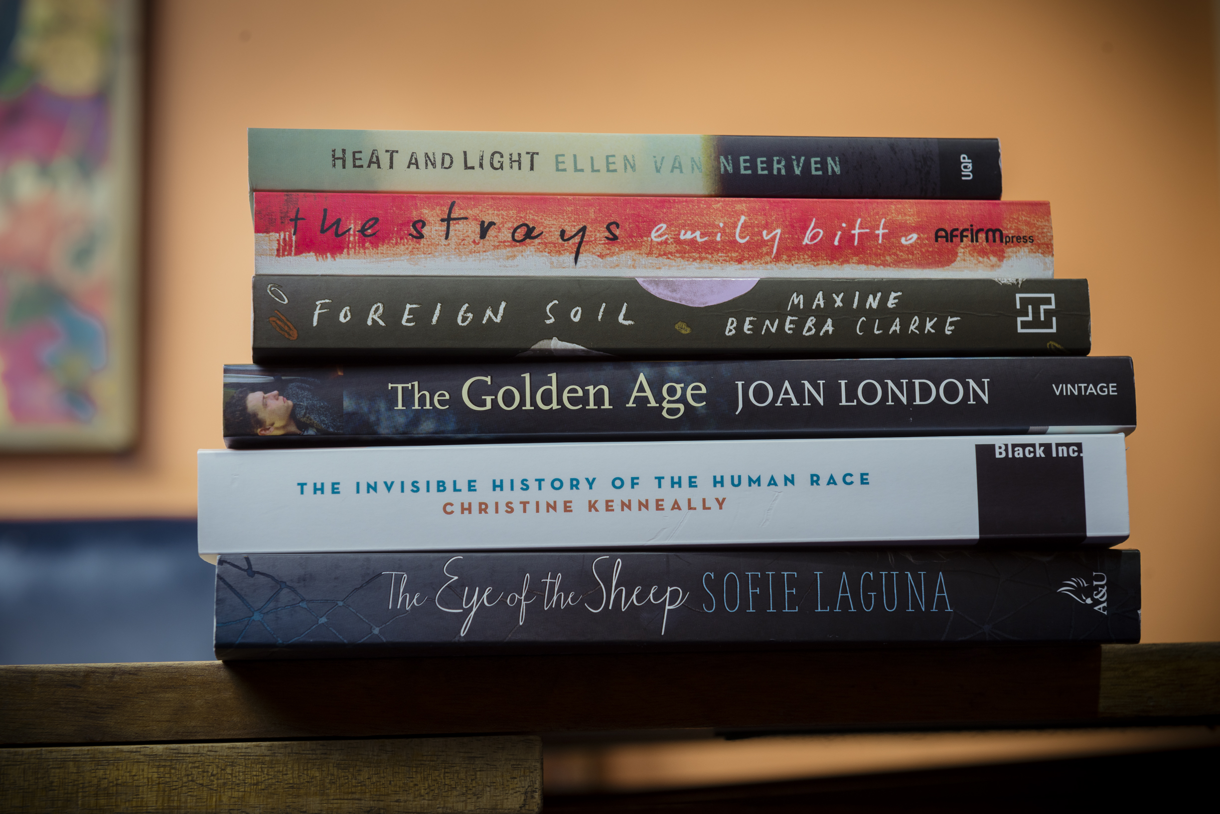 Image: The 2015 Stella Prize shortlist
