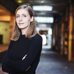 Portrait of Eleanor Catton