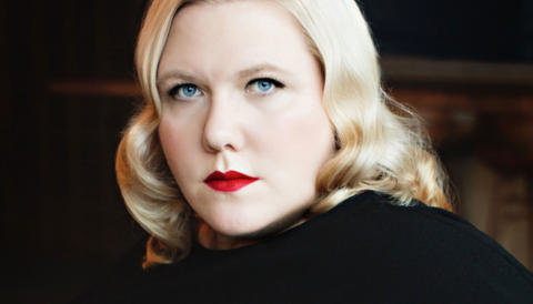 Promo image for Lindy West on Feminism, Fat and Fighting Trolls