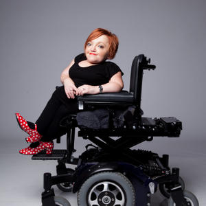 Portrait of Stella Young