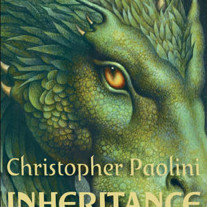 Promo image for Christopher Paolini