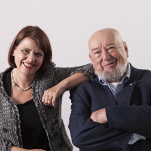 Promo image for Partners in Crime: Tom and Meg Keneally