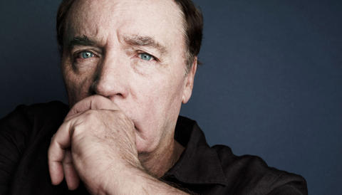 Promo image for James Patterson
