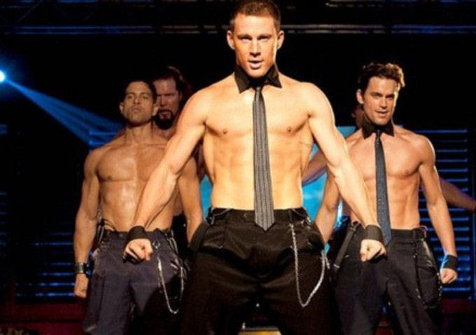 *Magic Mike*: A grown-up film that 'cost a mere $7 million to make and has gone on to gross more than $160 million worldwide'.