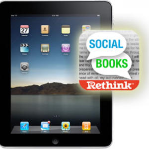 Promo image for Social Reading