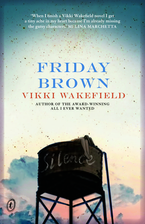 Cover image for Friday Brown