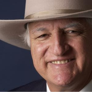 Portrait of Bob Katter