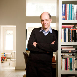 Promo image for An Evening with Alain de Botton