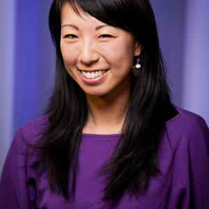 Portrait of Justine Toh
