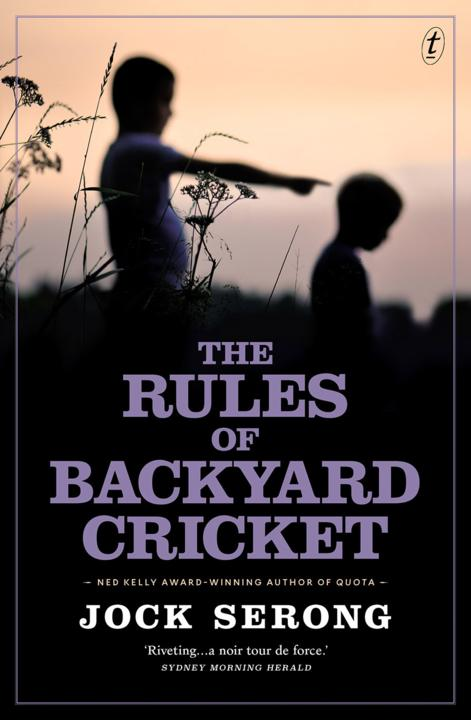 Cover image for The Rules of Backyard Cricket