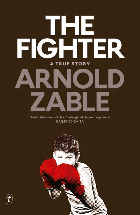 Cover image for The Fighter: A True Story