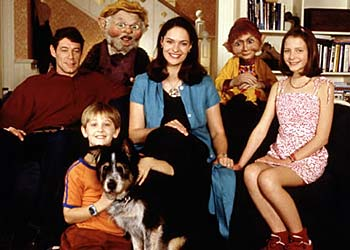 The cast of *Horace and Tina*.