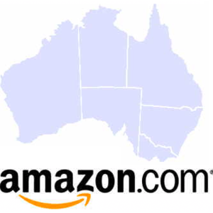 Promo image for Amazon Launches Australian Ebook Store