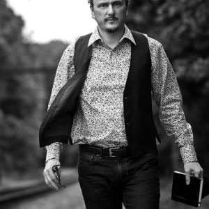 Portrait of Jeffrey Eugenides