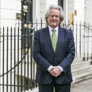 Portrait of A.C. Grayling