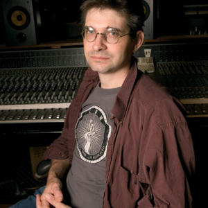 Portrait of Steve Albini
